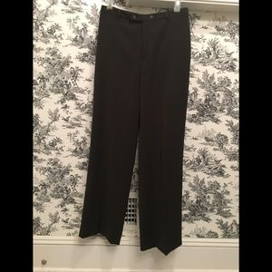 Banana Republic womens Dark Brown trousers Size 8